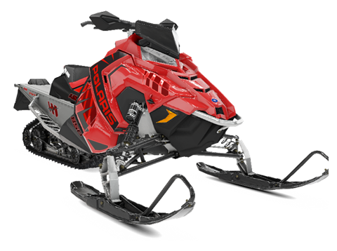 2020 Polaris 850 Switchback Assault 144 SC in Hancock, Wisconsin - Photo 2