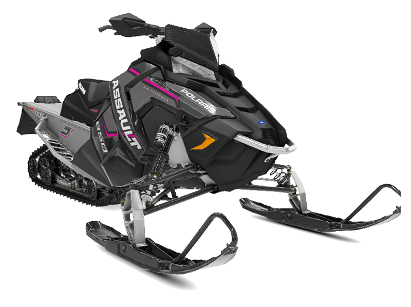 2020 Polaris 850 Switchback Assault 144 SC in Hancock, Wisconsin