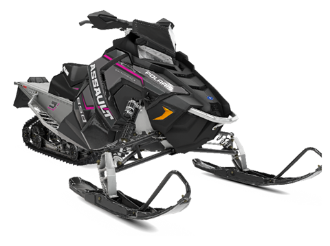 2020 Polaris 850 Switchback Assault 144 SC in Troy, New York