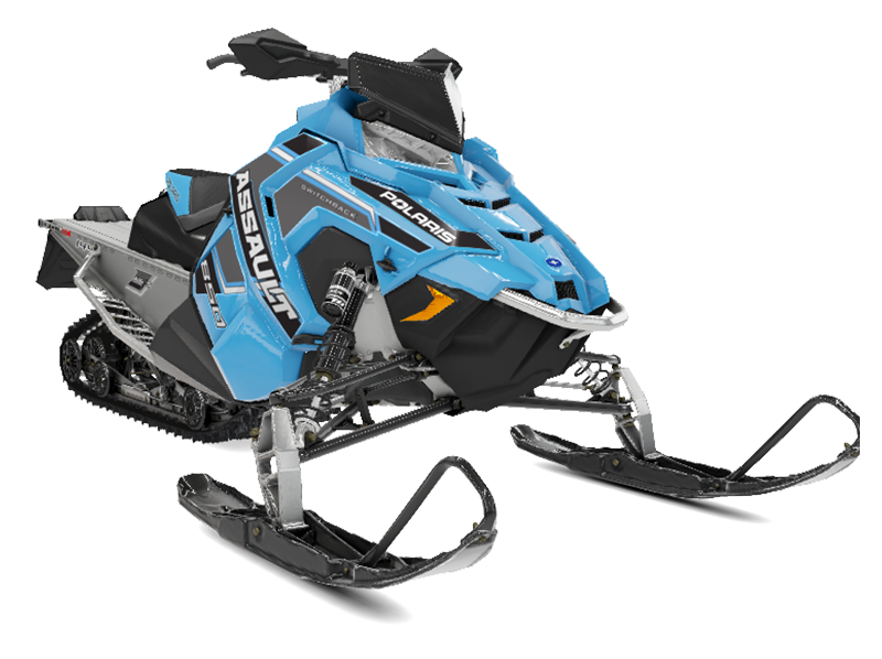 2020 Polaris 850 Switchback Assault 144 SC in Little Falls, New York