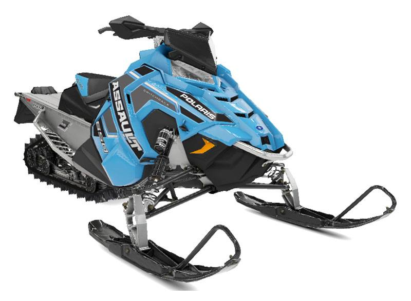 2020 Polaris 850 Switchback Assault 144 SC in Pittsfield, Massachusetts - Photo 2