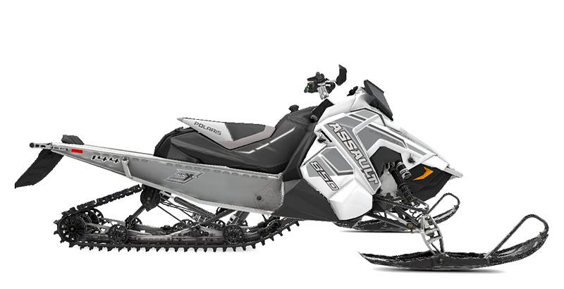 2020 Polaris 850 Switchback Assault 144 SC in Lincoln, Maine - Photo 1