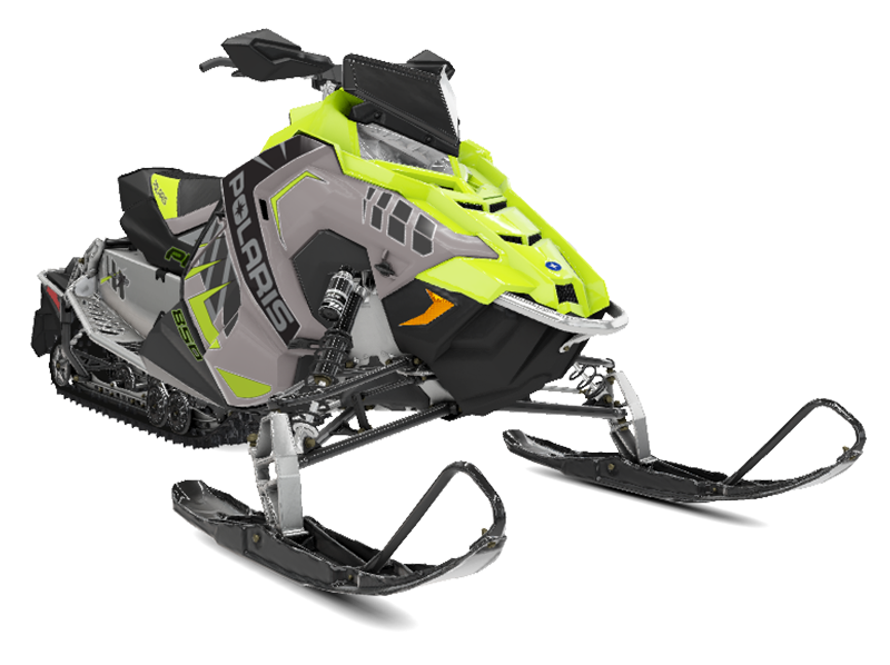 2020 Polaris 850 Switchback Pro-S SC in Lincoln, Maine - Photo 2