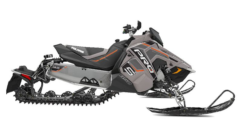 2020 Polaris 850 Switchback Pro-S SC in Nome, Alaska - Photo 1