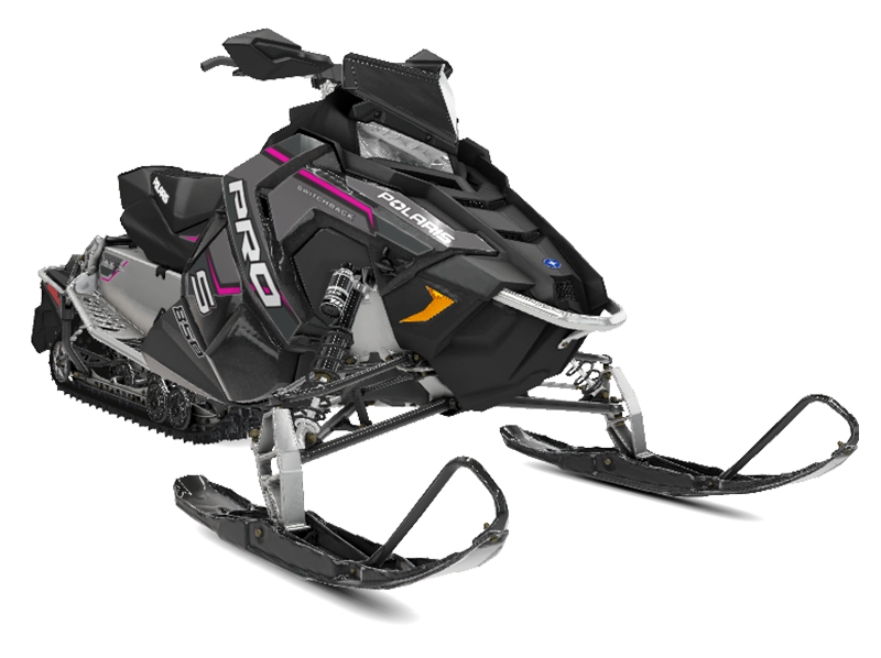 2020 Polaris 850 Switchback Pro-S SC in Mount Pleasant, Michigan