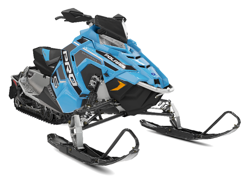 2020 Polaris 850 Switchback Pro-S SC in Oak Creek, Wisconsin - Photo 2
