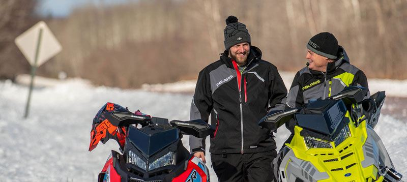 2020 Polaris 850 Switchback XCR SC in Anchorage, Alaska - Photo 7