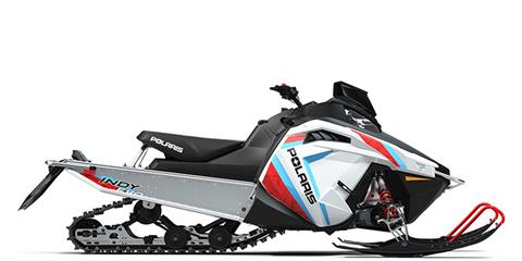 2020 Polaris 550 Indy EVO 121 in Center Conway, New Hampshire