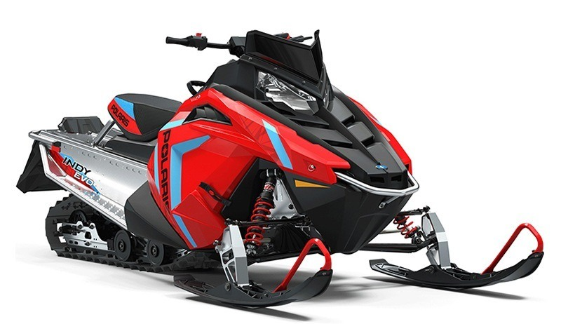 2020 Polaris Indy EVO 121 ES in Ironwood, Michigan