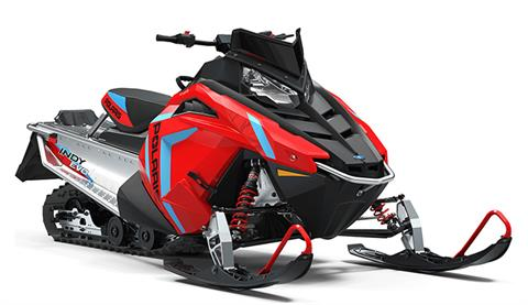 2020 Polaris 550 Indy EVO 121 ES in Lincoln, Maine - Photo 2