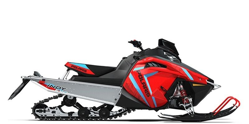 2020 Polaris Indy EVO 121 ES in Mount Pleasant, Michigan