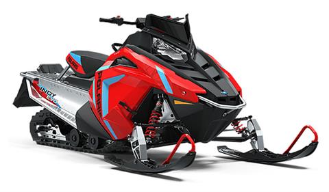 2020 Polaris Indy EVO 121 ES in Barre, Massachusetts