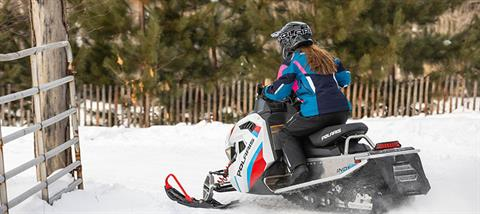 2020 Polaris 550 Indy EVO 121 ES in Lincoln, Maine - Photo 4