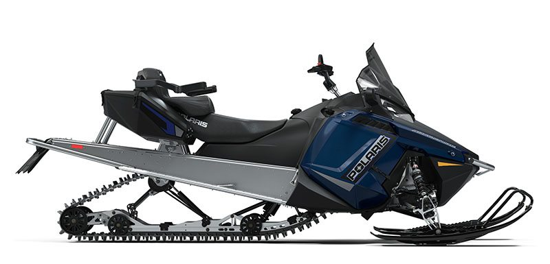 2020 Polaris 550 INDY Adventure 155 ES in Deerwood, Minnesota