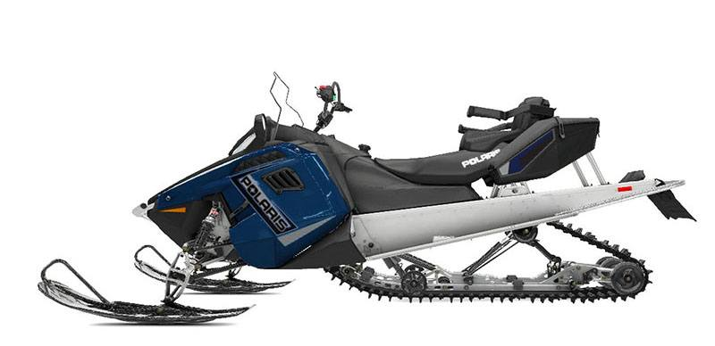 2020 Polaris 550 INDY Adventure 155 ES in Center Conway, New Hampshire - Photo 2