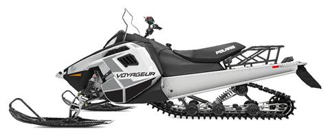 2020 Polaris 550 Voyageur 144 ES in Center Conway, New Hampshire