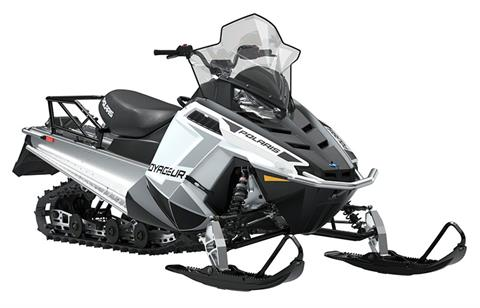 2020 Polaris 550 Voyageur 144 ES in Pittsfield, Massachusetts
