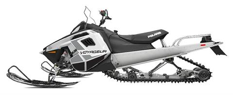 2020 Polaris 550 Voyageur 155 ES in Milford, New Hampshire
