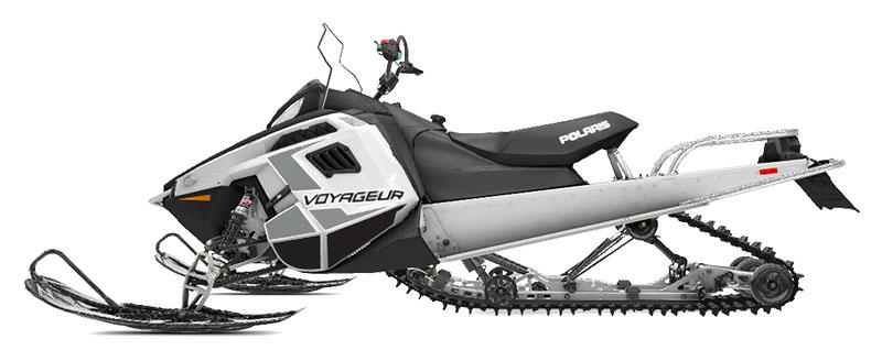 2020 Polaris 550 Voyageur 155 ES in Center Conway, New Hampshire