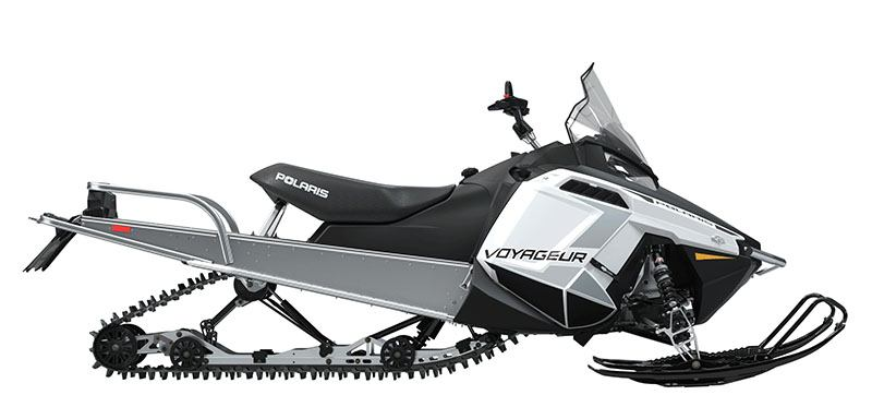2020 Polaris 550 Voyageur 155 ES in Center Conway, New Hampshire - Photo 1