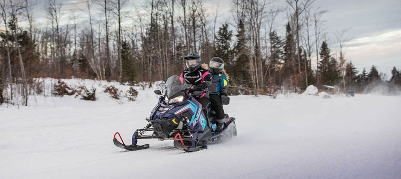 2020 Polaris 600 Indy Adventure 137 SC in Park Rapids, Minnesota - Photo 7