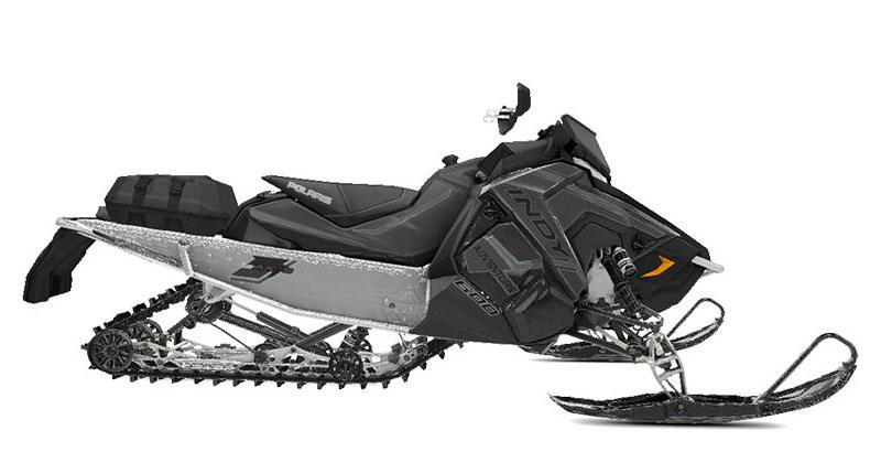 2020 Polaris 600 Indy Adventure 137 SC in Dimondale, Michigan