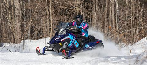 2020 Polaris 600 Indy Adventure 137 SC in Mount Pleasant, Michigan