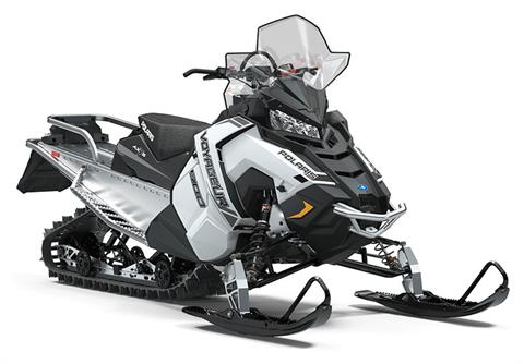 2020 Polaris 600 Voyageur 144 ES in Pittsfield, Massachusetts
