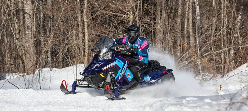 2020 Polaris 800 Indy Adventure 137 SC in Pittsfield, Massachusetts - Photo 4