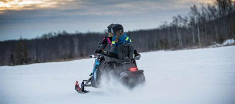 2020 Polaris 800 Indy Adventure 137 SC in Ironwood, Michigan