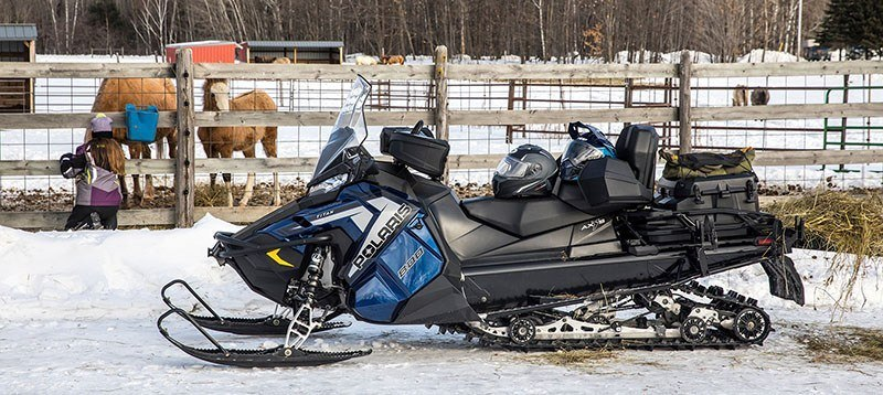 2020 Polaris 800 Titan Adventure 155 ES in Hillman, Michigan