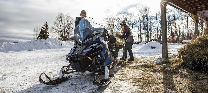 2020 Polaris 800 Titan Adventure 155 ES in Baldwin, Michigan