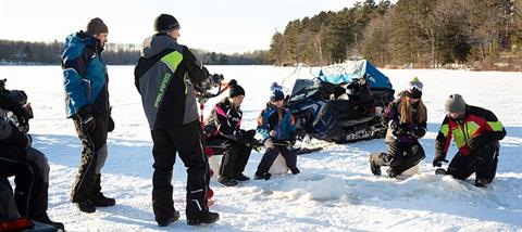 2020 Polaris 800 Titan Adventure 155 ES in Greenland, Michigan - Photo 9