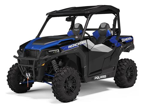 2020 Polaris General 1000 Deluxe in Woodstock, Illinois