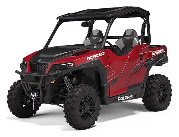 2020 Polaris General 1000 Deluxe in Conroe, Texas - Photo 1