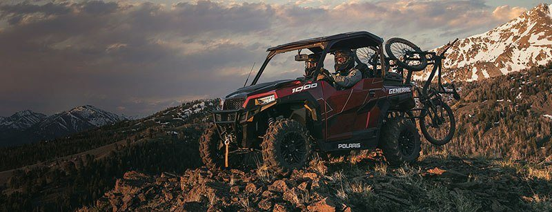2020 Polaris General 1000 Deluxe in Hudson Falls, New York