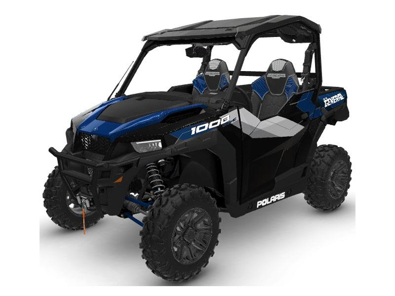 2020 Polaris General 1000 Deluxe Ride Command Package in Monroe, Michigan