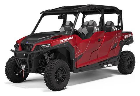 2020 Polaris General 4 1000 Deluxe in Albemarle, North Carolina