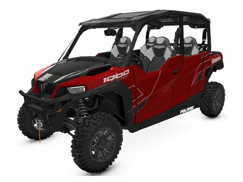 2020 Polaris General 4 1000 Deluxe Ride Command Package in Petersburg, West Virginia
