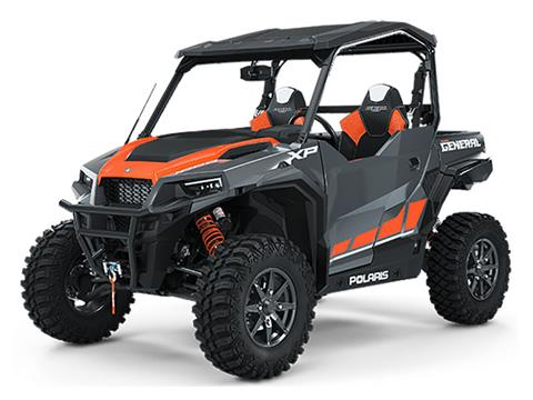 2020 Polaris General XP 1000 Deluxe Ride Command Package in Terre Haute, Indiana