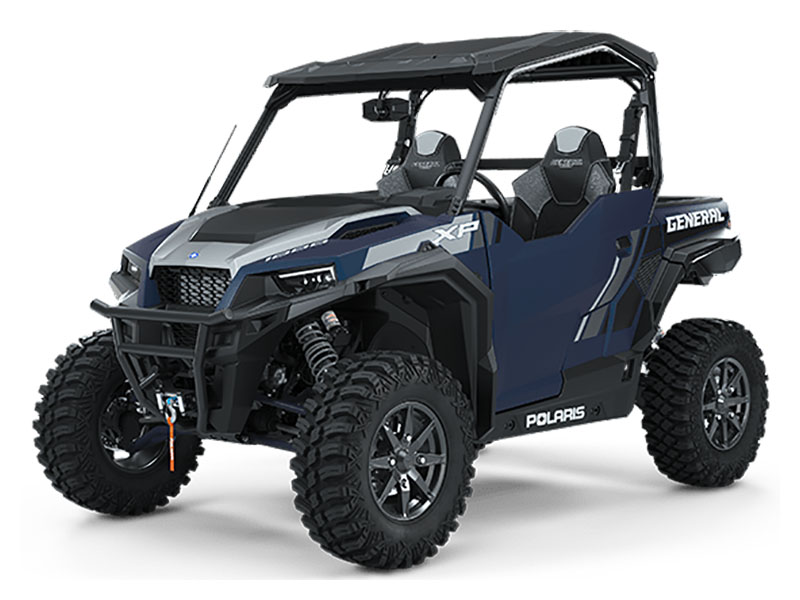 2020 Polaris General XP 1000 Deluxe Ride Command Package in Bloomfield, Iowa