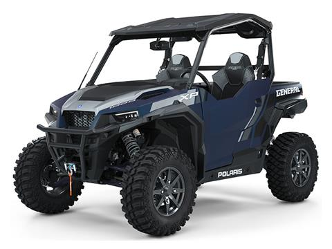 2020 Polaris General XP 1000 Deluxe Ride Command Package in Monroe, Michigan