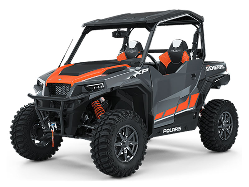 2020 Polaris General XP 1000 Deluxe Ride Command Package in Albuquerque, New Mexico