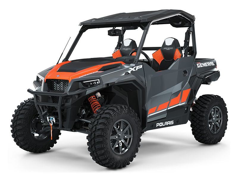 2020 Polaris General XP 1000 Deluxe Ride Command Package in Hudson Falls, New York