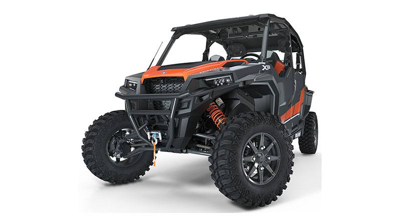 2020 Polaris General XP 4 1000 Deluxe Ride Command Package in Newport, Maine - Photo 8