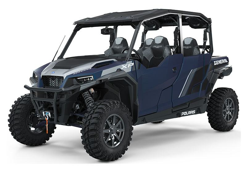 2020 Polaris General XP 4 1000 Deluxe Ride Command Package in Saint Clairsville, Ohio - Photo 1