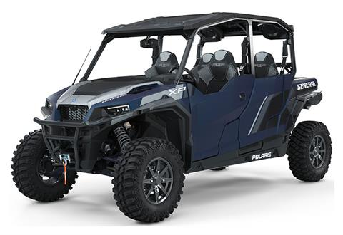 2020 Polaris General XP 4 1000 Deluxe Ride Command Package in Monroe, Michigan