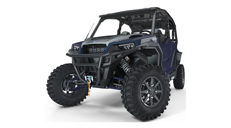 2020 Polaris General XP 4 1000 Deluxe Ride Command Package in Ontario, California - Photo 4