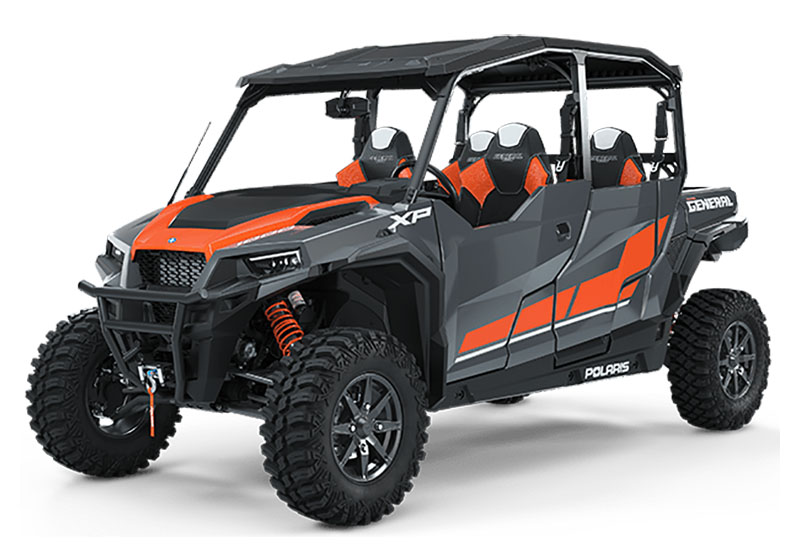 2020 Polaris General XP 4 1000 Deluxe Ride Command Package in Caroline, Wisconsin