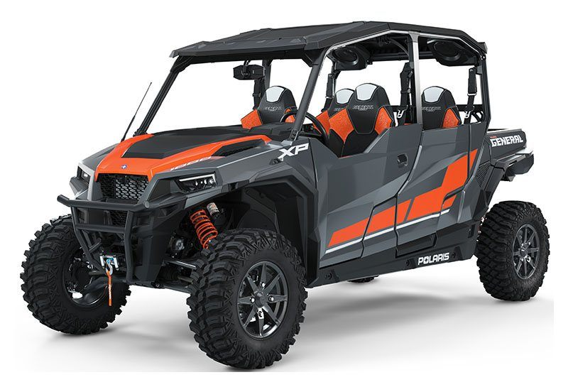 2020 Polaris General XP 4 1000 Deluxe Ride Command Package in O Fallon, Illinois - Photo 1